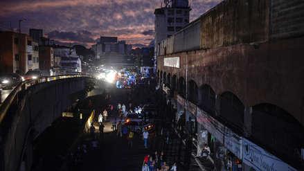 Nuevo apagón masivo deja a oscuras a Venezuela y chavismo denuncia