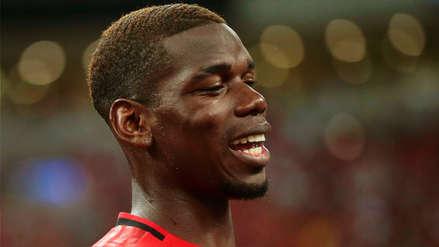 """Real Madrid se lamenta: en Manchester United aseguran que Paul Pogba """"es feliz"""""""