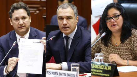 """Salaverry: """"No tengo responsabilidad de lo que Salvador del Solar y Sánchez puedan haber coordinado"""""""