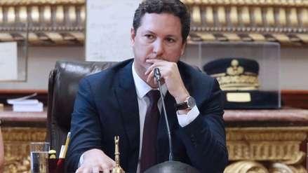 Congresistas presentaron moción de censura contra Daniel Salaverry
