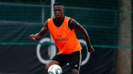 Real Madrid: Vinicius Junior será cedido a un club histórico de la Liga Española, aseguró diario español
