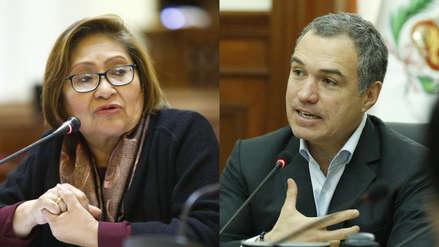 Ana María Choquehuanca: La consulta de Salvador del Solar a Janet Sánchez no fue una orden del Ejecutivo
