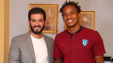 ¡No se va! Al Hilal confirmó continuidad de André Carrillo en el club con entretenido video
