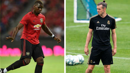 Paul Pogba recibirá el sueldo de Gareth Bale si llega al Real Madrid, según prensa española