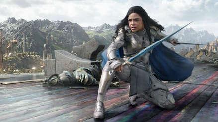 Confirman a Valquiria como el primer superhéroe LGBT en las cintas de Marvel