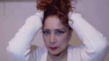 """Monique Pardo y su intensa declamación de """"Soy la muchacha mala de la historia"""" [VIDEO]"""