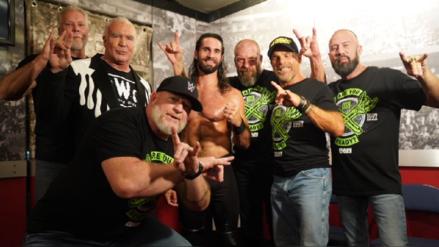 Los miembros de D-Generation X regresaron a RAW para una edición especial
