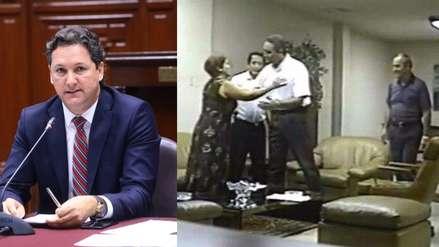 Daniel Salaverry recordó visita al SIN de Luz Salgado quien acusó al Ejecutivo de interferir en el Congreso