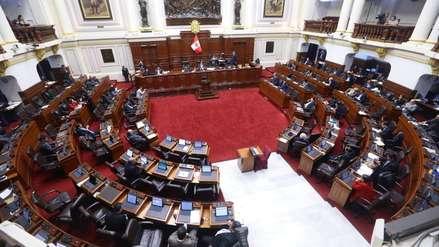 El Congreso aprobó reforma sobre el financiamiento de los partidos políticos