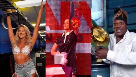 La noche del título 24/7: Leyendas de la WWE y R-Truth se pasaron el campeonato en RAW