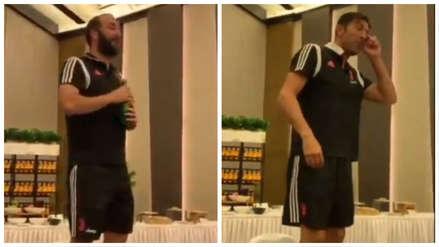 ¿Qué nota les pones? Buffon e Higuaín cantaron en su regreso a la Juventus