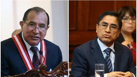 La fiscal de la Nación abrió investigación preliminar al titular del JNE por audios con César Hinostroza