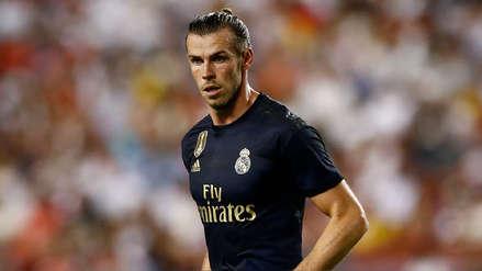 ¿Cambiará de opinión Zidane? Gareth Bale marcó el primer gol del Real Madrid ante Arsenal