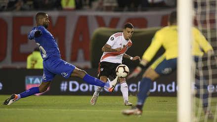 River Plate empató 0-0 con Cruzeiro por la Copa Libertadores 2019