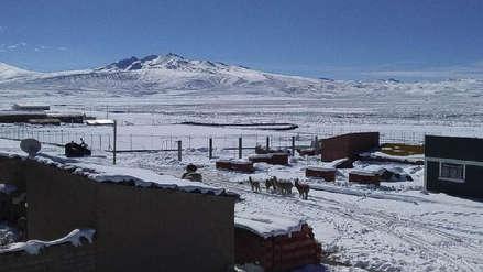 Bolivia declara alerta naranja por bajas temperaturas