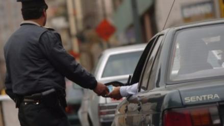 Trujillo | Detienen a policía acusado de cobrar 150 soles para favorecer a transportista implicado en accidente de tránsito