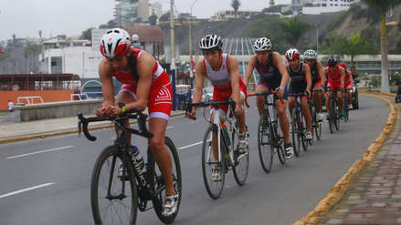 Lima 2019: Tránsito en la Costa Verde será restringido desde este miércoles por triatlón