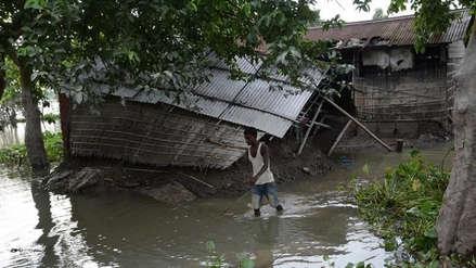 Tragedia en Asia: más de 300 muertos por lluvias e inundaciones en India, Nepal y Bangladesh