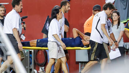 Real Madrid: Marco Asensio sufrió grave lesión y estará de baja hasta el 2020