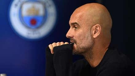 Pep Guardiola quiere que Leroy Sané siga en el Manchester City tras presunto interés de Bayern Munich