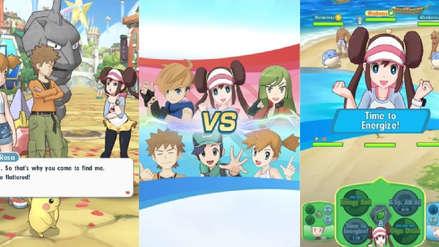 Pokémon Masters   El pre-registro ya está disponible en Android y iOS