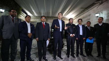 Tía María | Accidentada reunión entre Martín Vizcarra y las autoridades del sur por el proyecto minero