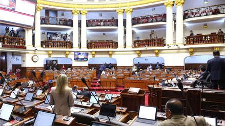 El Congreso aprobó reforma sobre impedimentos para ejercer la función pública