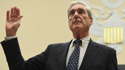 Fiscal de trama rusa testifica en el Congreso y reitera que