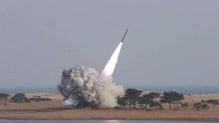 Seúl confirma que Corea del Norte ha lanzado dos misiles balísticos de corto alcance