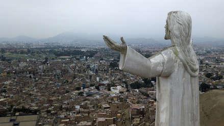 ¿Qué hacer con el Cristo donado por Odebrecht? La propuesta para retirarlo y la respuesta del Gobierno