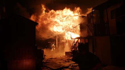 Incendios: Mascarillas deben tener filtro ante humo tóxico