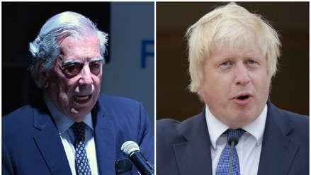 Vargas Llosa arremetió contra el nuevo primer ministro británico: