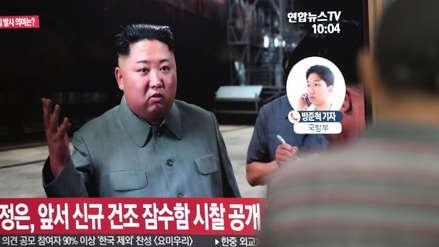 Japón condenó la prueba de misiles de Corea del Norte, pero no la ve como una amenaza