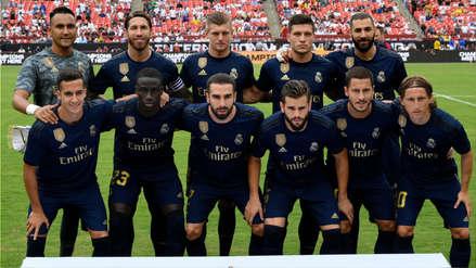 ¡Nueva baja galáctica! Otro jugador de Real Madrid sufrió fuerte lesión muscular