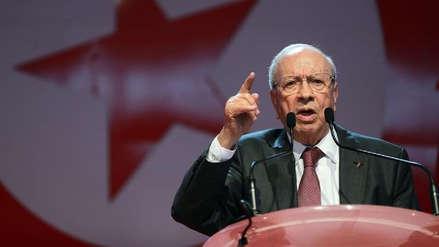 Murió el presidente de Túnez, Beji Caïd Essebsi, a los 92 años