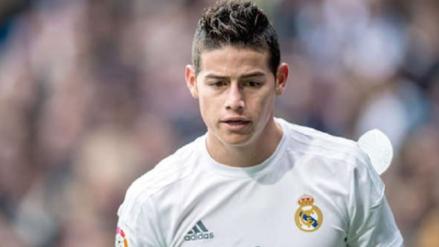 ¡Cambio de última hora! El motivo por el cual James Rodríguez se quedará en el Real Madrid