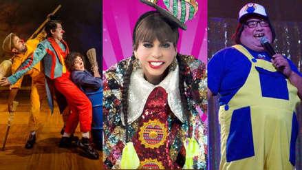 Fiestas Patrias: La guía de circos para visitar este feriado largo en el Perú