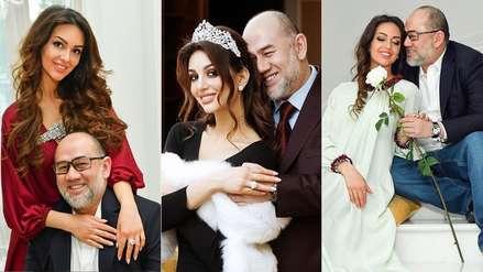 Rey que dejó su trono tras casarse con modelo rusa confirma que se divorció, pero ella lo niega