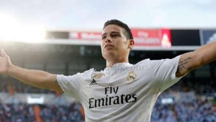 Real Madrid decidió el futuro de James Rodríguez, según prensa