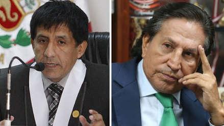 PJ dejó al voto recusación contra Concepción Carhuancho presentada por defensa de Toledo