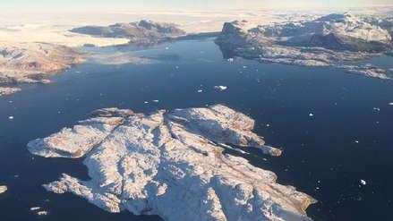 Groenlandia: Ola de calor amenaza con reducir la capa de hielo a niveles mínimos en la mayor isla del mundo