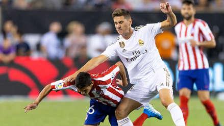 ¡Puso el tercer gol para el Real Madrid! Javi Hernández marcó en el último minuto