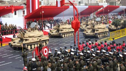 Estas son las vías que se restringirán desde este viernes por la Gran Parada Militar