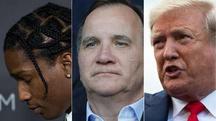 Donald Trump exigió a Suecia la liberación del rapero A$AP Rocky