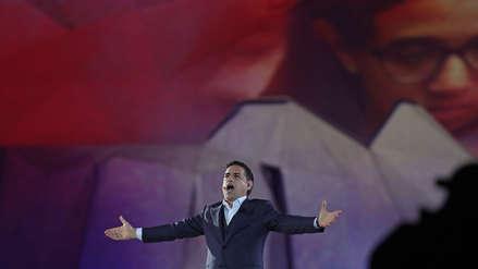 Lima 2019: Juan Diego Florez y Luis Fonsi se adueñaron de la inauguración de los Juegos Panamericanos