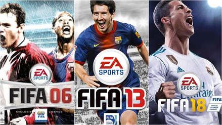 ¿Qué futbolista apareció más veces en la portada de FIFA?