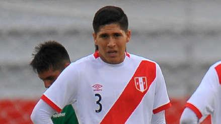 Selección Peruana: José Luján fue convocado por precaución para los Juegos Panamericanos