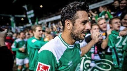 Claudio Pizarro reveló en qué momento decidió retirarse del fútbol