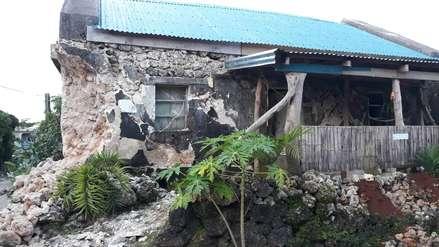 Al menos ocho personas fallecieron tras dos sismos de gran intensidad en Filipinas