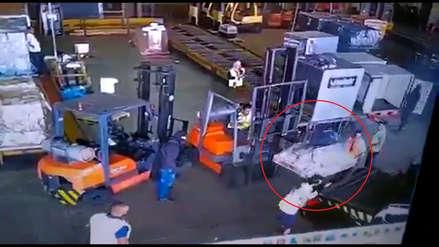 Asalto de película: Se disfrazaron de policías y robaron 750 kilos de oro en aeropuerto de Brasil